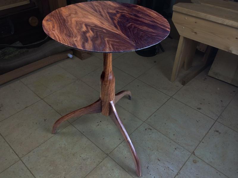 Shaker Pedestal Table
