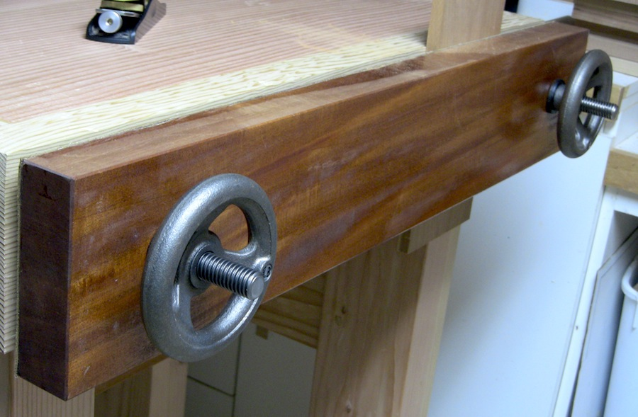 joinery bench moxon vise