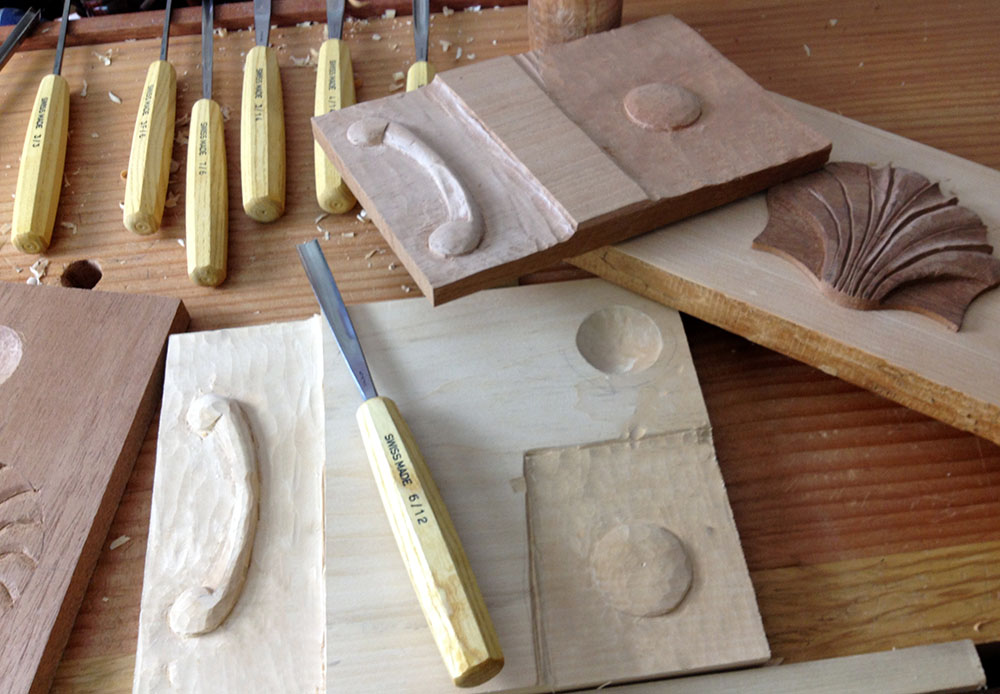 woodcarving introduction