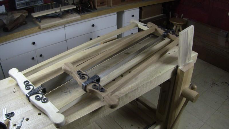 resaw frame saws