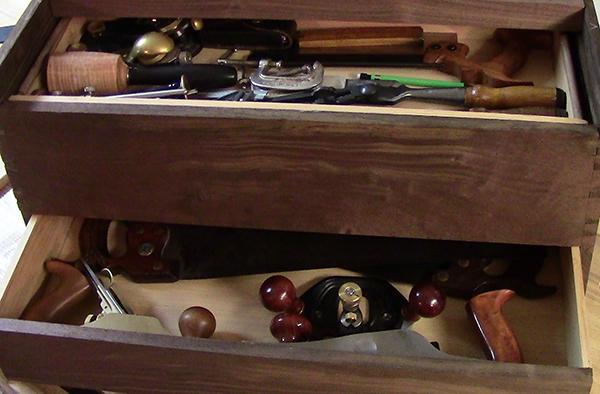 open tool box