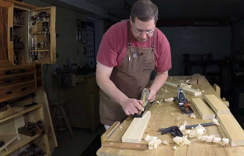 Shannon Rogers Hand Tool School