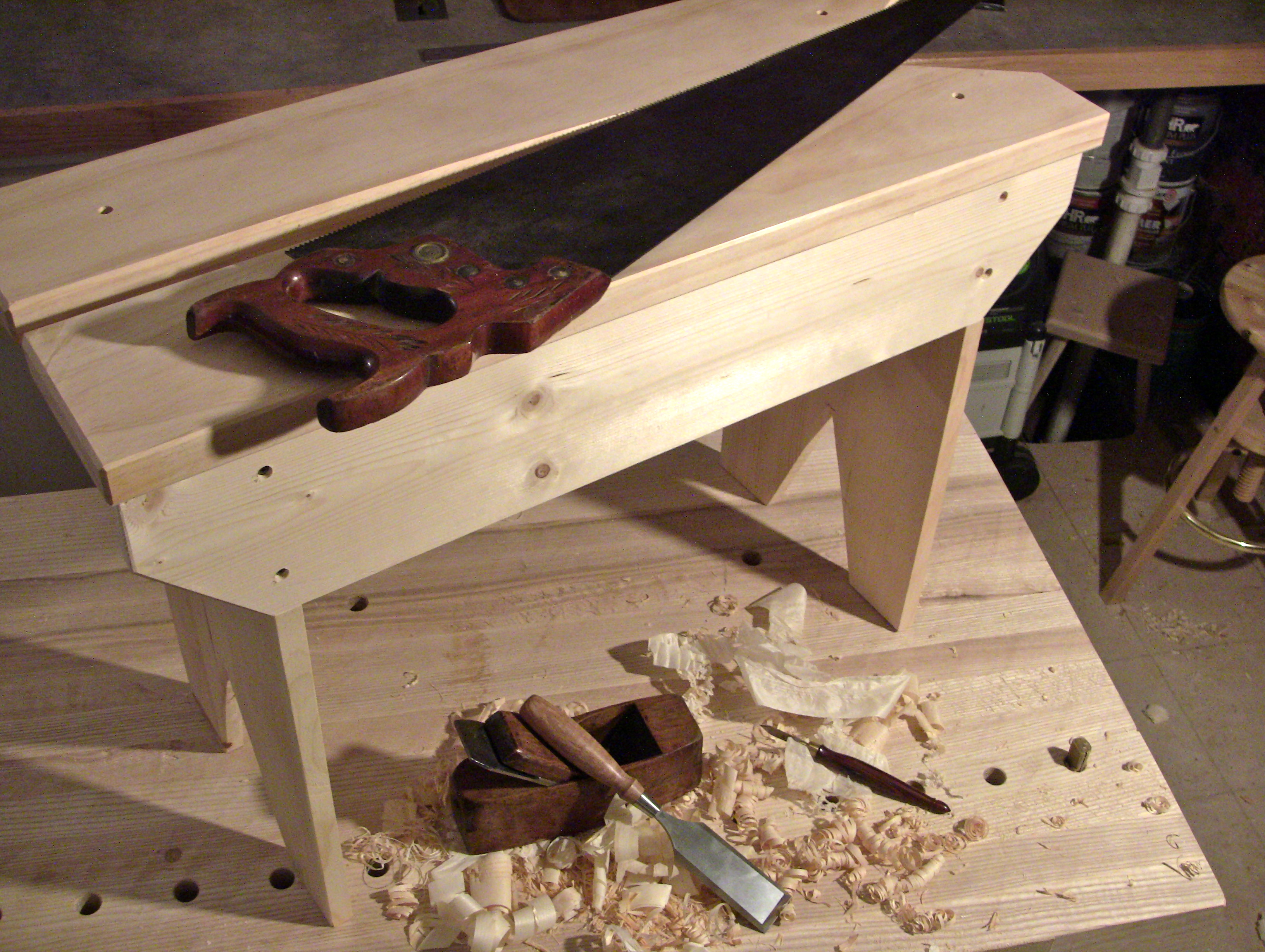 Semester 1 Introductory Hand Tool Woodworking Online Course