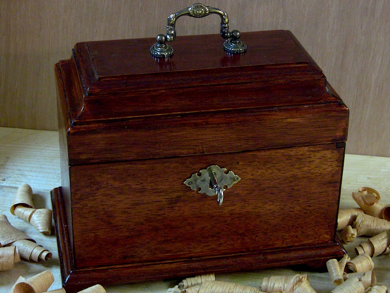 Tea Caddy Hand Tool School