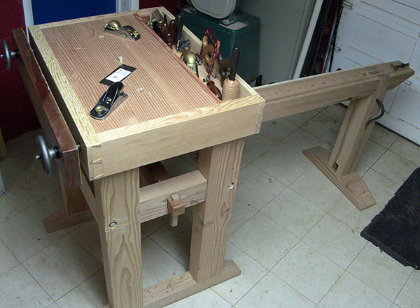 The Apartment Workbench