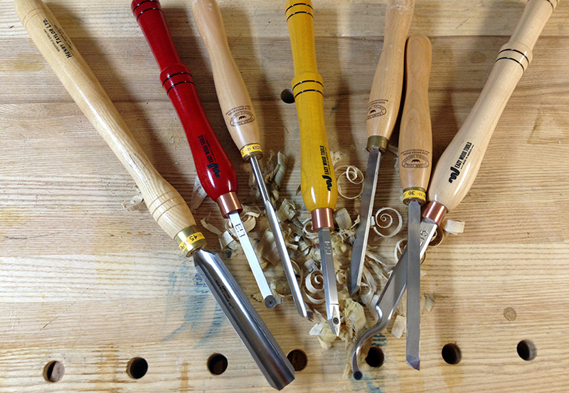 starter set of turning tools